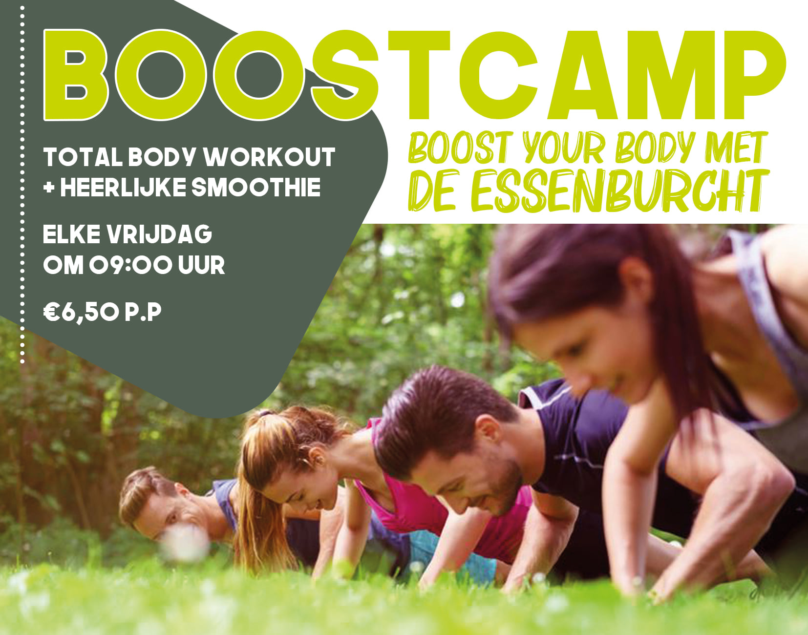 Boostcamp!